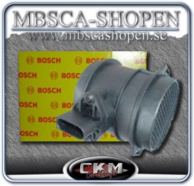 Luftmassemätare  BOSCH MB Orginal 2 års Garanti (0280217500)