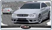 2. Rieger Sport Kit till Coupe & Cabrio