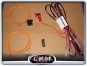 """CD-växlare MB orginal """"install kit"""" till Audio 20 W211 och W219"""