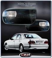 Spegelkåpor i kolfiber med blinkers 96-99.