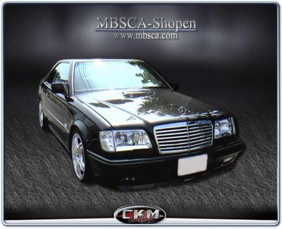 Dimljus AMG MB Orginal 1st till W124 AMG front