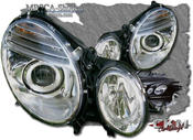 Klarglas BI-XENON HEADLIGHTS Facelift
