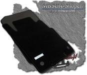 Mattor svarta med M-Logo 2/4st
