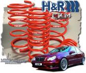 Sänkningssats. 4 Fjädrar H&R