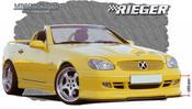 6. Rieger front spoiler 97-99