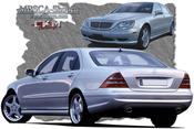 1. CKM A-look body kit.