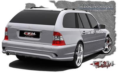 1. CKM Stylingkit för kombi/Sedan.