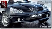 Carlsson frontspoiler RS för SLK55