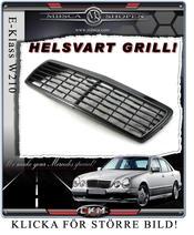 Avantgarde Grill 6 ribbor HELSVART 96-99