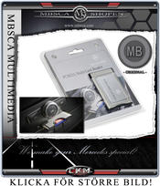 Multimedia PCMCIA minners kortläsare MB Original