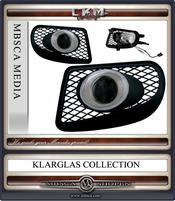Klarglas Dimljus projector SPORT 96-00 2st