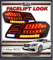 "4. Baklysen Facelift ""look"" 2st Smoke"