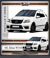 "1.CKM ""W166 A-look"" front 1st"