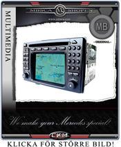 C1. Comand System 2.0 Mercedes Orginal för W210/W208/W163