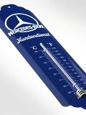 Termometer, Mercedes-Benz Kundendienst