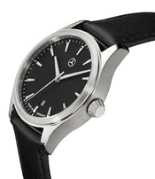 Armbandur, Unisex, Elegant Basic Svart