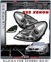 Klarglas Framlysen DEVIL Eyes V2 XENON 2st