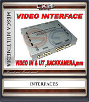 C. VIDEO INTERFACE W221/W216 2010-2013