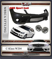 """1. CKM """"AMG look"""" front"""