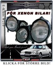 Framlysen 1st Original look för XENON bilar