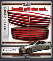 Grill sport Avantgarde FACELIFT UTAN emblem!
