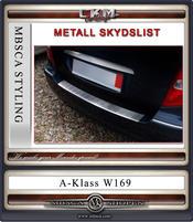 Skydslist Metall