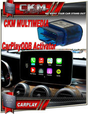 Apple CarPlay OBD aktivator