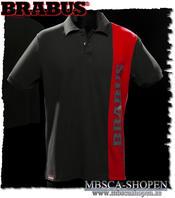 Brabus Polo-shirt svart