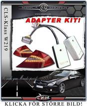 Facelift ADAPTER kit för Led bakljus 2 st