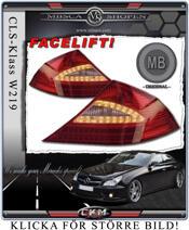 Facelift Led bakljus 2 st MB Original