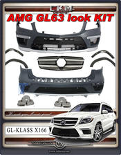 "1. CKM ""A-look"" GL63 look Spoiler kit"