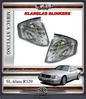 Klarglas Blinkers Fram 2st.