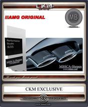 1. R170 AMG ORGINAL sportsystem 2 kromade pipor