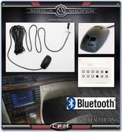 C2e. W211 Facelifting 03 Comand NTG 2.5 telefon mick !