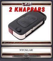Nyckelskal 2 knappars 1st