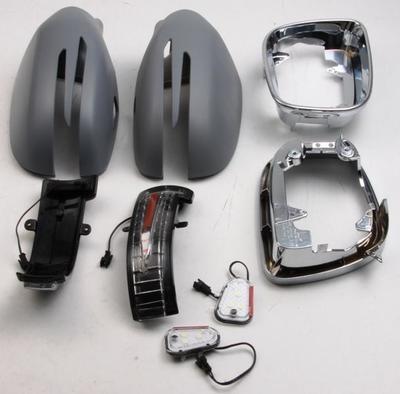 Spegelkåpor ink Klarglas ARROW blinkers 1997-2004