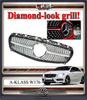 Grill Diamond - look sport