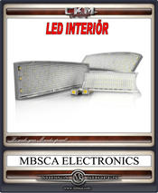 LED belysning interiörkit 5st