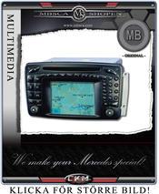 C4a. Comand System 2.0 Mercedes Orginal för W203 / W209