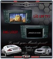 C2. Upplåsning av Comand / TV-Spärr/ AMG logo