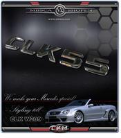 Emblem CLK 55