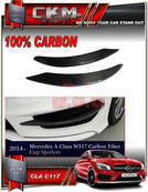 1.Carbon front trims 2st