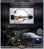 C4. Facelifting Produkt 07 Adapter kabel för Mutlimedia enheterna.