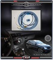 C4. Facelifting Produkt 08 Adapter kabel för Mutlimedia enheterna.