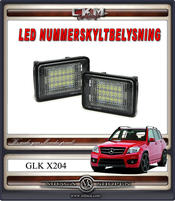 LED belysning 2st