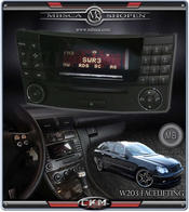 C4. Facelifting Produkt 10 Audio 20 CD Radio