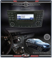 C4. Facelifting Produkt 11 APS 50 CD/Navigation