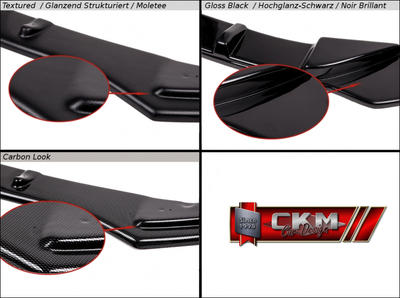 1. CKM side extensions