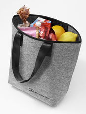 Mercedes shoppingbag
