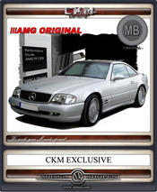 1. R129 AMG ORGINAL Styling Kit 89-01